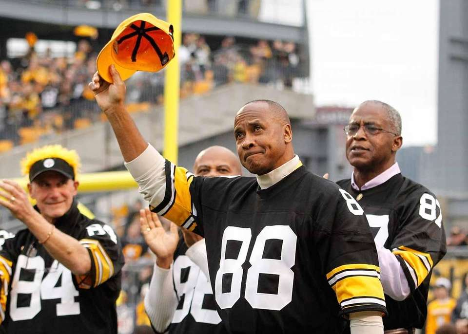 Lynn Swann was named MVP of Super Bowl
