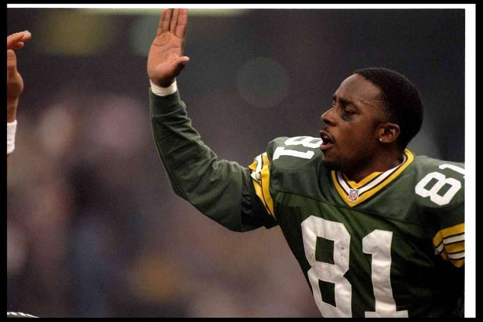 Green Bay kick/punt returner Desmond Howard won MVP