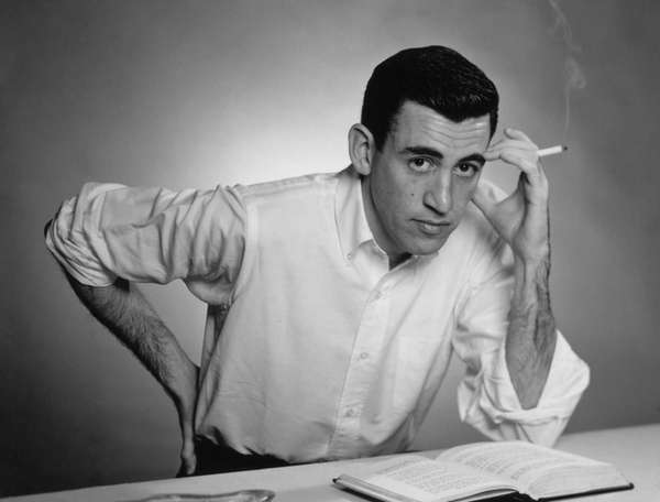 J.D. Salinger reads from his classic American novel