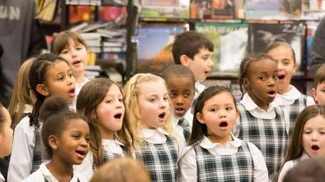 The Long Island Children's Choir is holding auditions