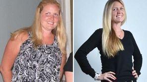 Jaclyn Fehringer, 34, of St. James, went from