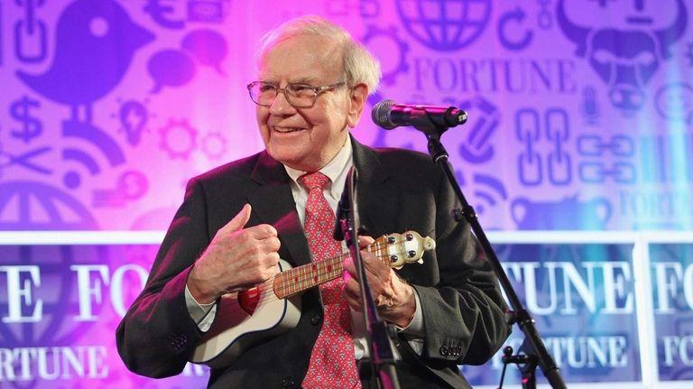 Warren Buffett's Berkshire Hathaway Inc. is backing a