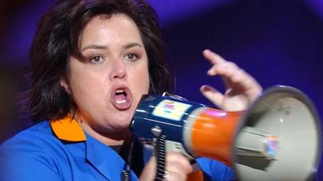 Rosie O'Donnell hosts Nickelodeon's 15th annual Kids' Choice