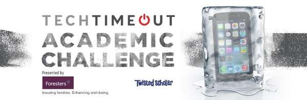 The Tech Timeout Academic Challenge is urging middle-