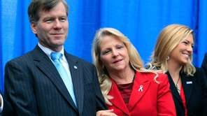 Former Virginia Gov. Bob McDonnell is pictured with