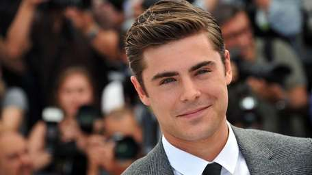 Zac Efron attends the