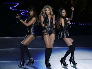 Destiny's Child, 2013: Beyoncé delivered the rumored reunion