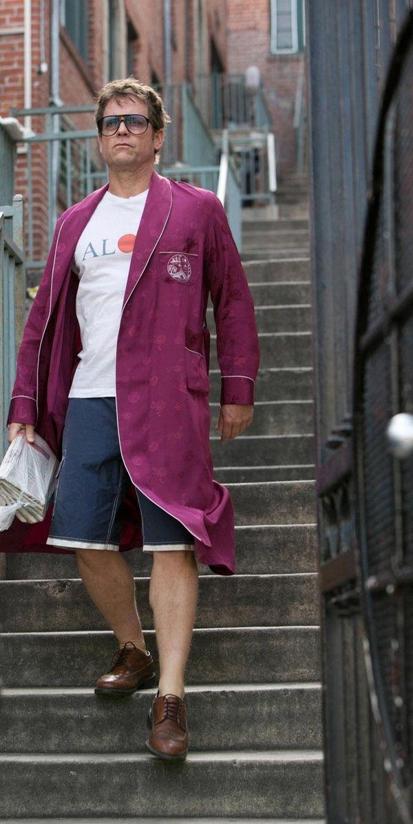 Greg Kinnear as Keegan Deane, in a scene