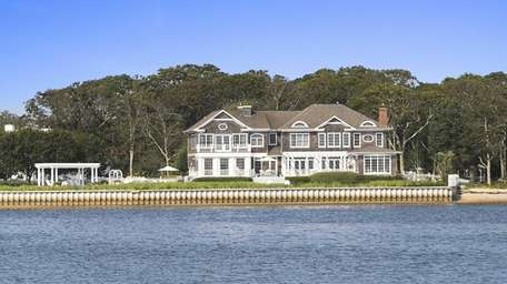 This Hampton Bays home is on the market