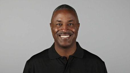 Craig Johnson of the Minnesota Vikings poses for