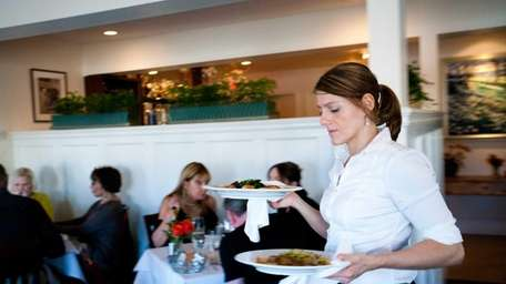 The hospitality/tourism sector, including restaurants, is expected to