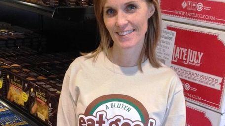 Jennifer Keschner, the owner of Eat Good gluten-free