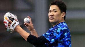 Masahiro Tanaka reportedly has a work visa that