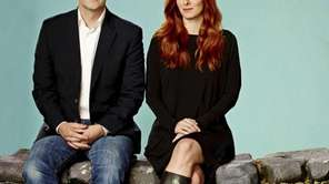 Brian F. O'Byrne and Debra Messing star in