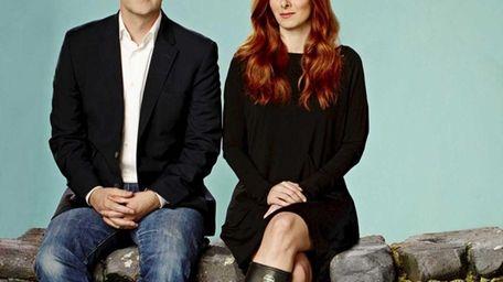 Brian F. O'Byrne and Debra Messing star in