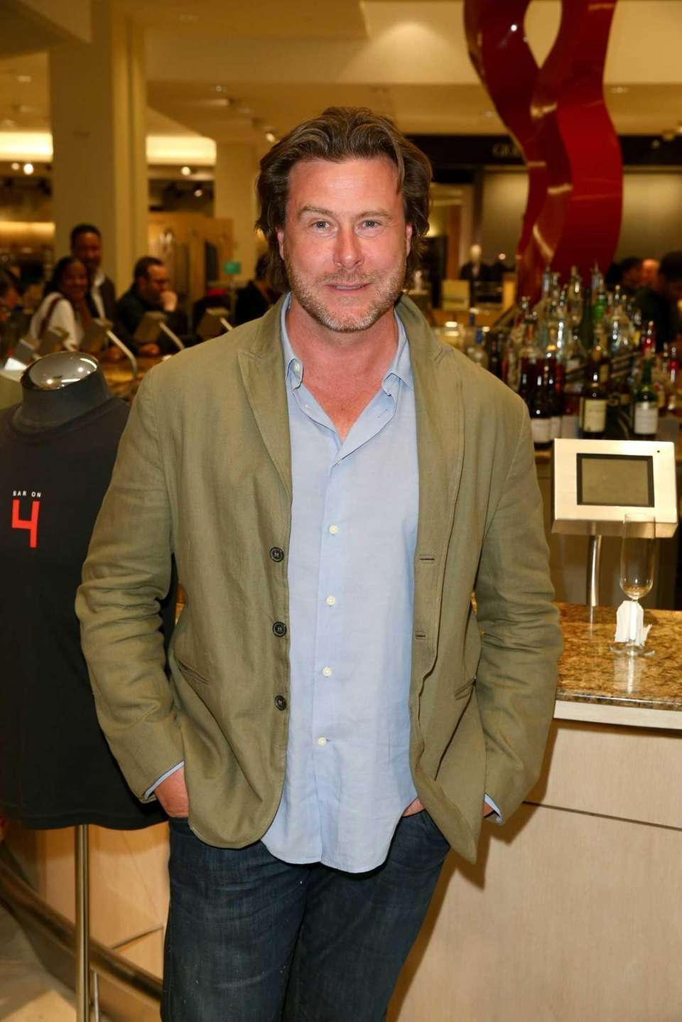 In January 2014, Dean McDermott gave a statement