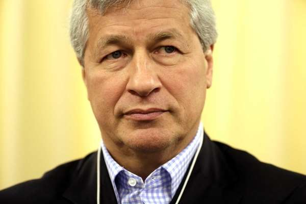 CEO Jamie Dimon said JPMorgan Chase & Co.