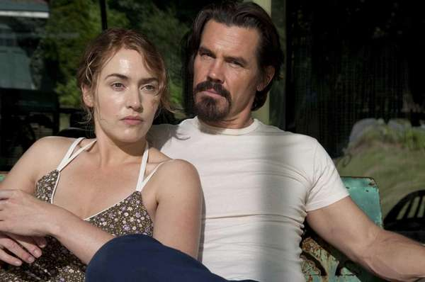 Kate Winslet is Adele and Josh Brolin is