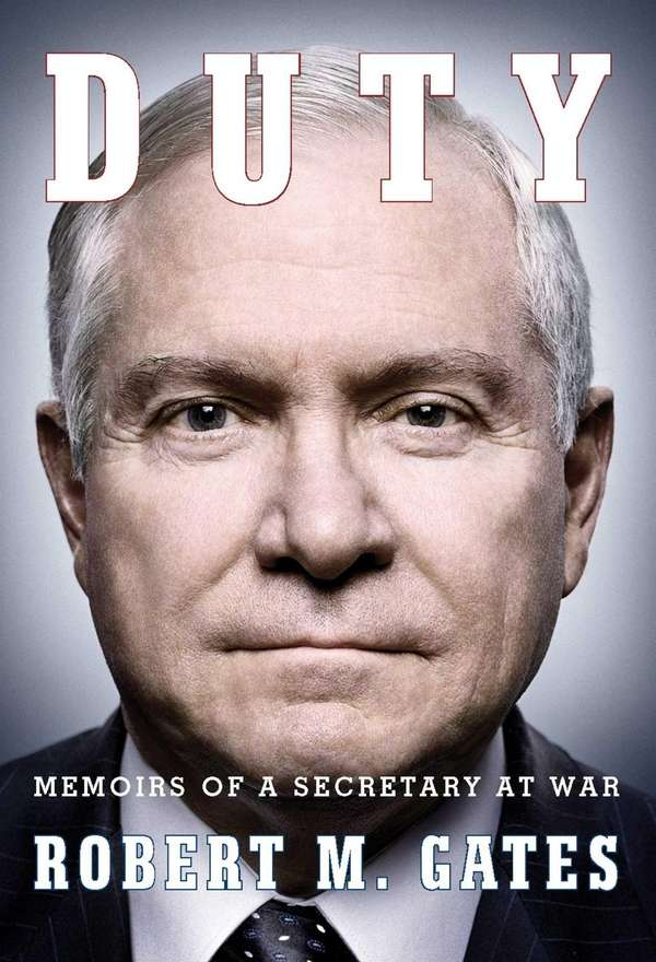 quot;Duty: Memoirs of a Secretary at Warquot; by