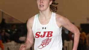 Erin Endres of St John the Baptist wins