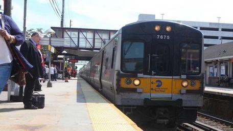 The LIRR edged out sister MTA railroad Metro-North