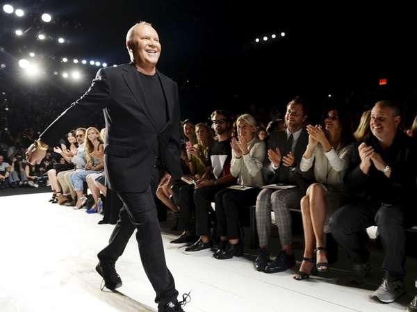 Michael Kors says a good black jacket is