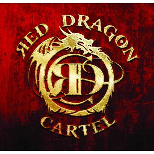 Cover art for Red Dragon Cartel's self-titled album.