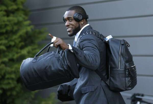 KAM CHANCELLOR, Seahawks safety On his intimidation to