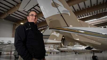 Talon Air president and CEO Adam Katz says