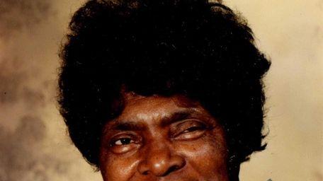 Delilah O. Langlois, a former nurse, educator and