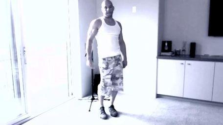Vin Diesel dancing to Katy Perry's