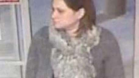 Police have released photos of a woman who