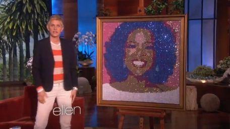 Ellen DeGeneres wishes Oprah Winfrey a happy 60th