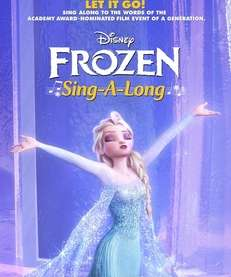 "Disney's ""Frozen"" sing-along version debuts in theaters on"
