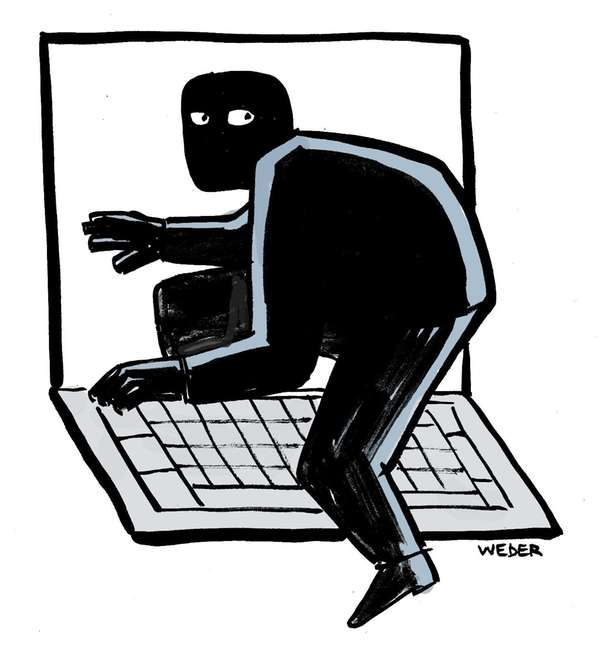 Reader William Leonhardt writes about identity theft.