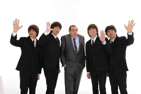 The Fab Four, a Beatles tribute band that