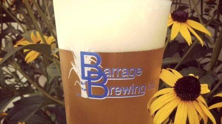 Barrage Brewing Co. opens in East Farmingdale.