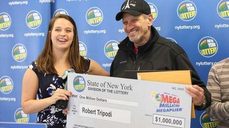 New York Lottery Draw Team Member Gretchen Dizer,