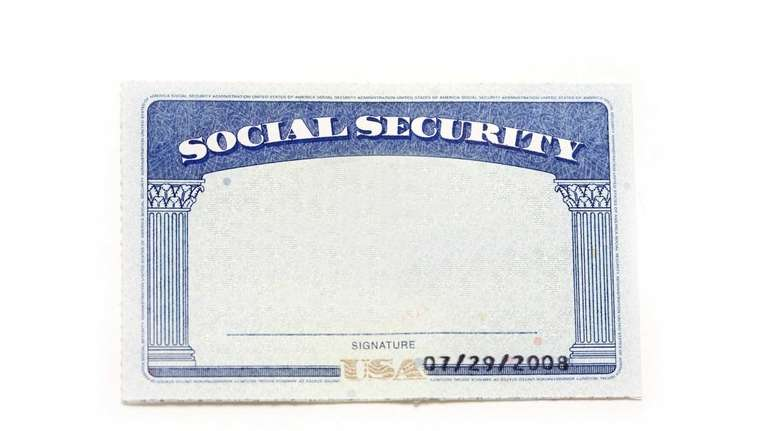 A widow's Social Security benefit depends on her