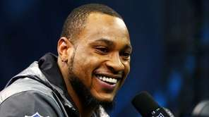 Wide receiver Percy Harvin of the Seattle Seahawks