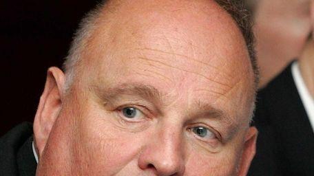 Outgoing LIPA Chairman Richard Kessel at a board