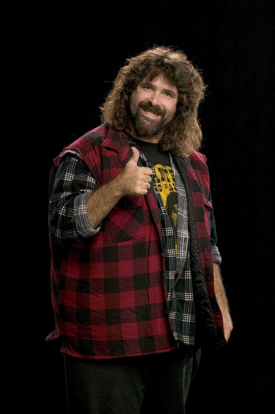 WWE champ Mick Foley grew up in East