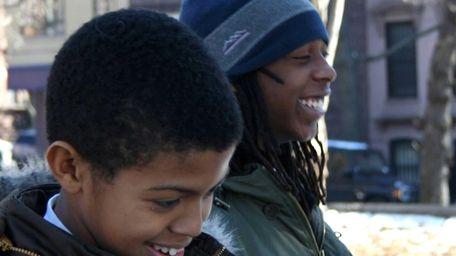 Idris and Seun in POV's