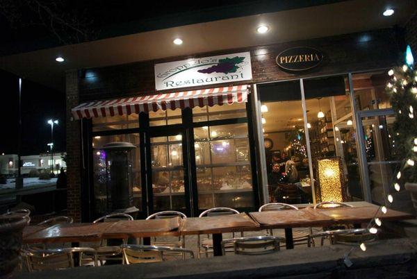 Groppelo's, an Italian restaurant located in Port Washington,