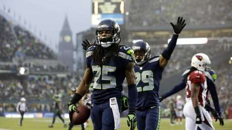 The Seahawks' secondary has been nicknamed the