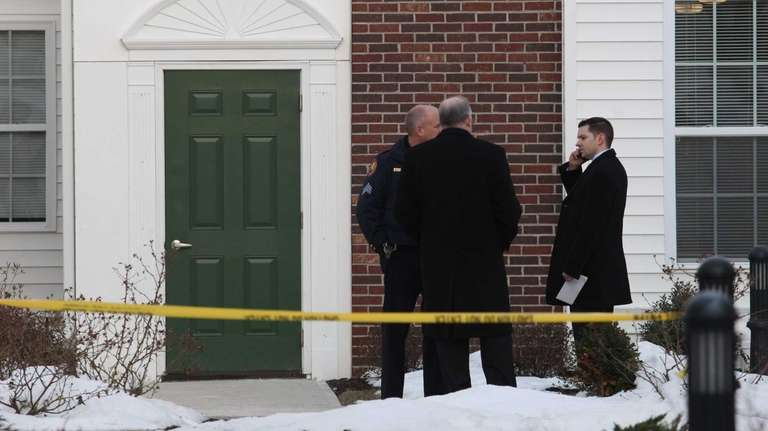 Nassau police investigate a home invasion robbery on