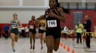 Bay Shore's Jacqueline Anderson placed first in the