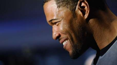 Michael Strahan, Former NFL player and co-host of