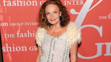 Diane von Furstenberg is just one of the