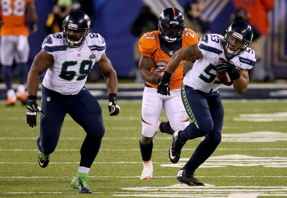 Feb. 2, 2014 Result: Seahawks 43, Broncos 9